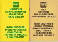 in 'Kino, Kritisches für Filmfreunde' / Berlin, Germany / 1974 /